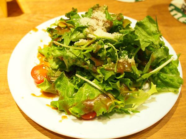 サラダ450円