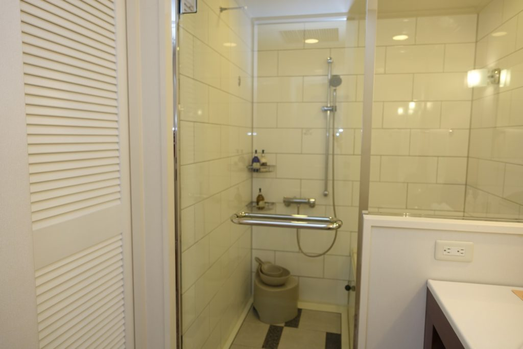 ホテルユニバーサルポートのお風呂