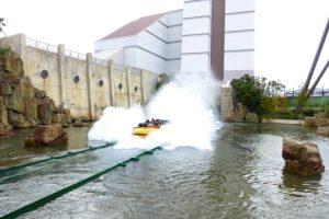 USJの水に関連したアトラクション