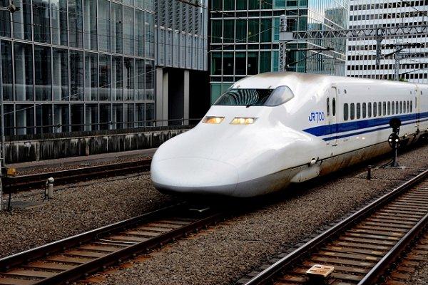 USJへ新幹線で