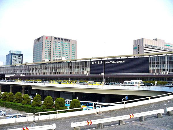新大阪駅からUSJまでのルート
