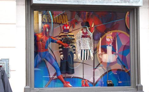 アメージング・スパイダーマン・ストア