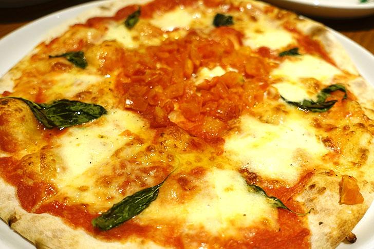 USJで超おいしいピザを食べられるイタリアンレストラン「アズーラ・ディ・カプリ」