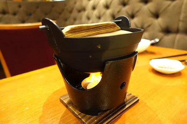 卓上のお鍋