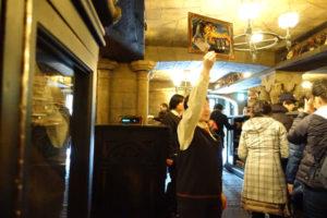 ハリー・ポッター・アンド・ザ・フォービドゥン・ジャーニーの記念写真が買える
