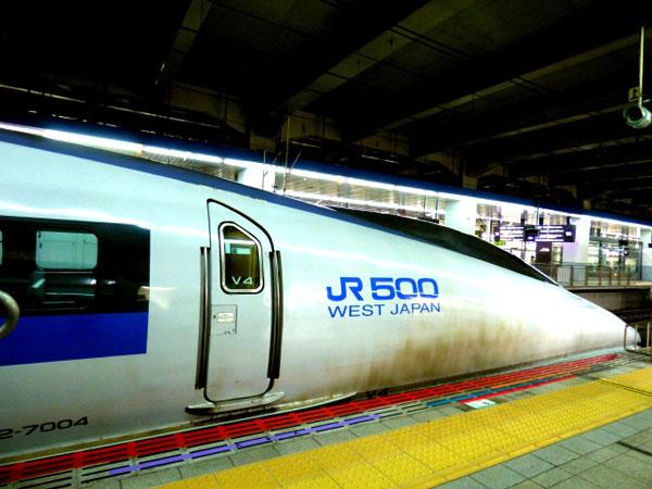 福岡からUSJに新幹線で行く方法
