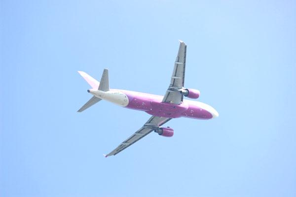 福岡からUSJに飛行機で行く方法