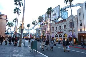 USJのハリウッド・エリア