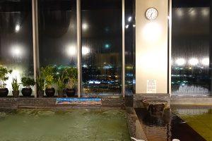 ホテル京阪ユニバーサルタワーの天然温泉大浴場