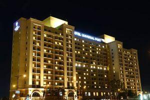 ホテルユニバーサルポートの夜の顔