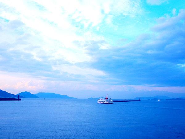 鹿児島からUSJへフェリーで行く方法