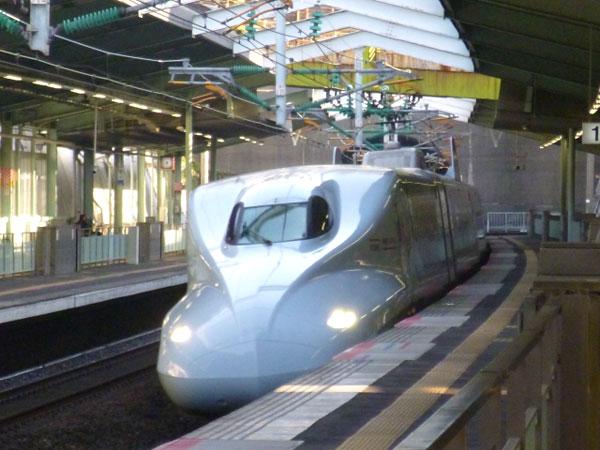 鹿児島からUSJへ新幹線で行く方法