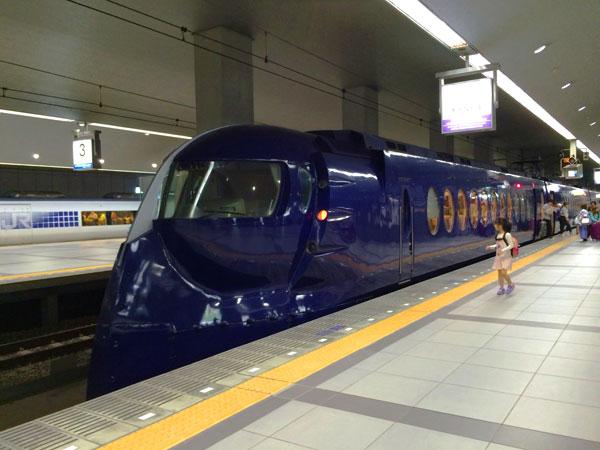 関西空港からラピート
