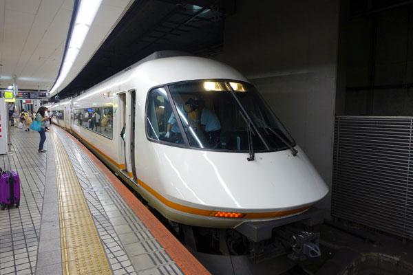 名古屋駅から近鉄特急使ってUSJ行く方法