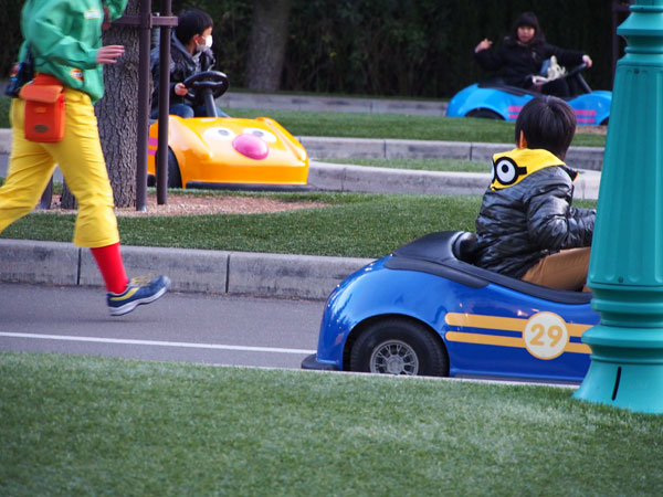 セサミのビッグドライブは自由度の高さがウリ