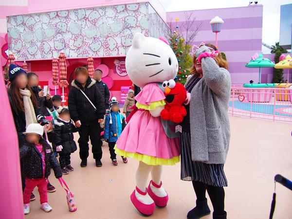 ハローキティ・ファッション・アベニューでキティちゃんに会おう