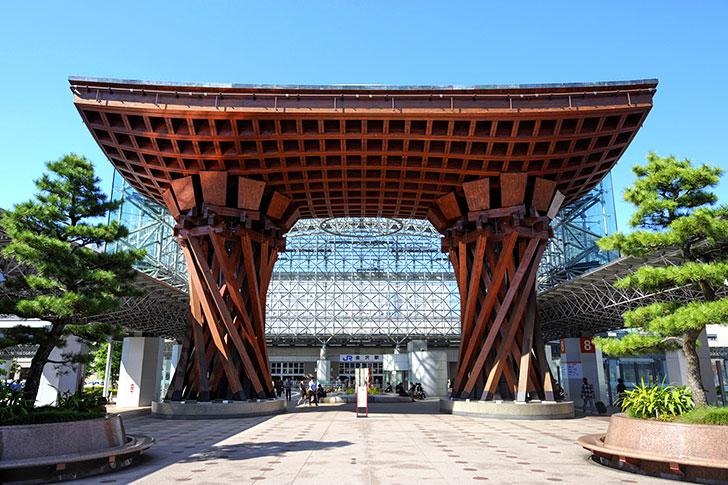 金沢からUSJへ行く方法・アクセス