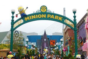 USJミニオンエリア「ミニオンパーク」のアトラクション、ショー、ショップ、フード、グッズのまとめ