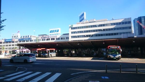 新潟からUSJへ高速バスで行く方法