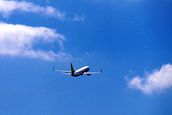 新潟からUSJへ飛行機で行く方法