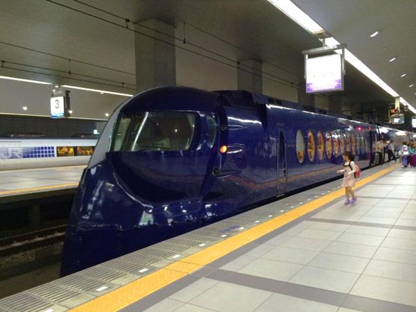 関西空港から電車でUSJへ行く