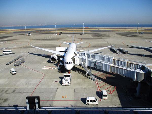 横浜からUSJへ飛行機で行く方法