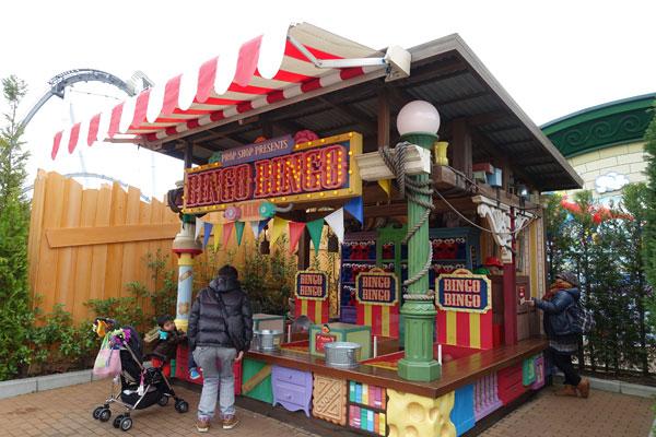 【USJ】バート&アーニーのプロップショップ・ゲーム・プレイスの場所