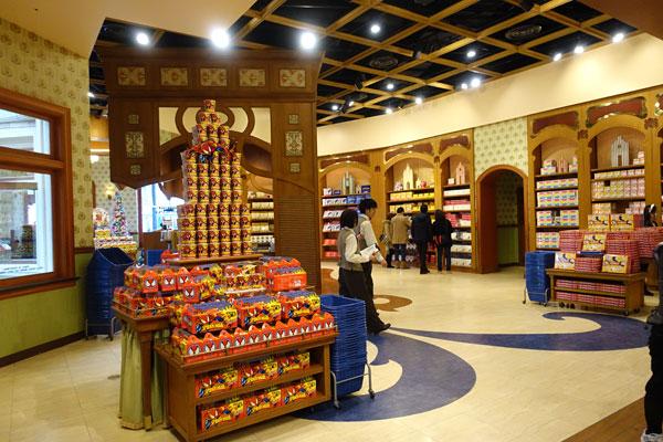 カリフォルニア・コンフェクショナリーはお菓子専門店