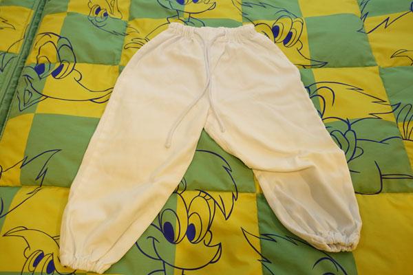 子ども用パジャマのズボン