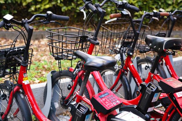 徒歩や自転車で大阪城からUSJへ行く場合