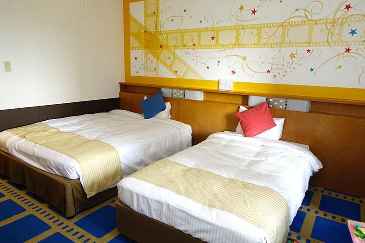 ホテル京阪ユニバーサルシティの部屋