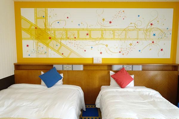 ホテル京阪ユニバーサルシティのコンフォートルームザ・ムービー