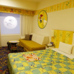 ホテル近鉄ユニバサールシティのキャラクタールーム