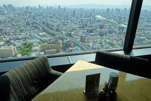 ホテル大阪ベイタワーの朝食バイキングを最上階レストラン「エアシップ」で食べた感想