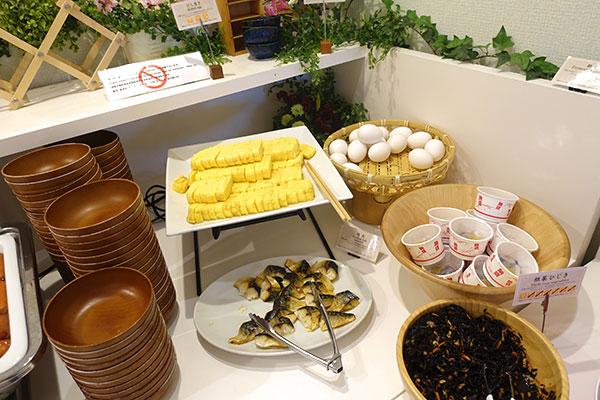 「ラ・ジェント・ホテル大阪ベイ 朝食」の画像検索結果