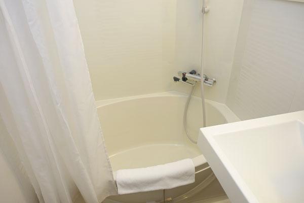 トイレとは別のお風呂