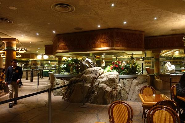 ロストワールドレストラン(USJ)