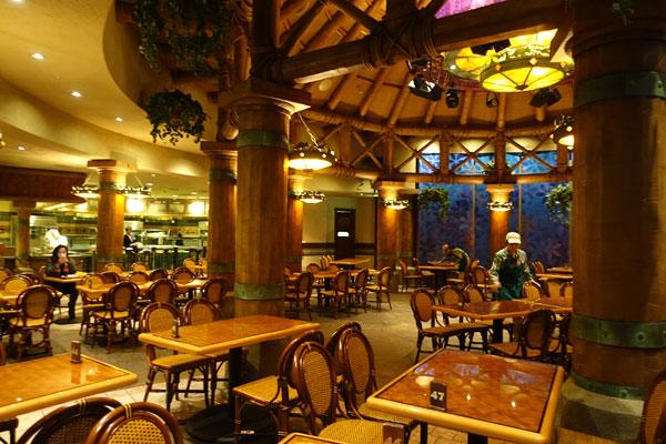 幻のレストラン