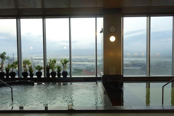 ホテル京阪ユニバーサルシティ「ワールドワールドバッフェ」のスパプラン