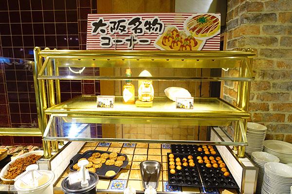 大阪名物コーナー
