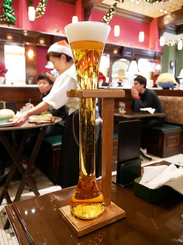 ハーフヤードのビール