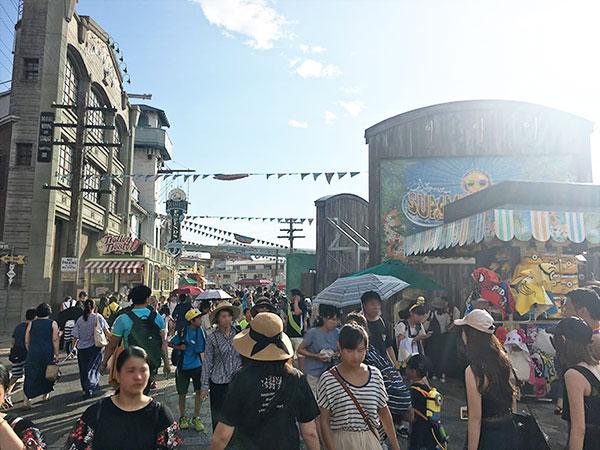 サマースプラッシュマーケットの開催場所