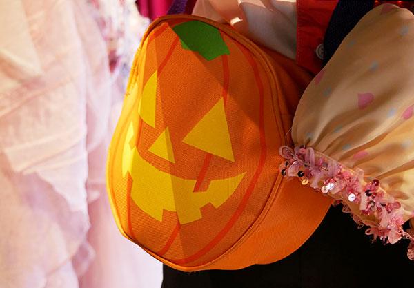 かぼちゃポシェット