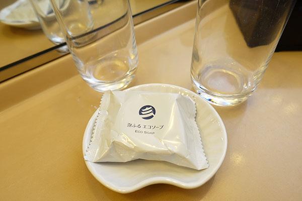 ホテルニューオータニ大阪の石鹸