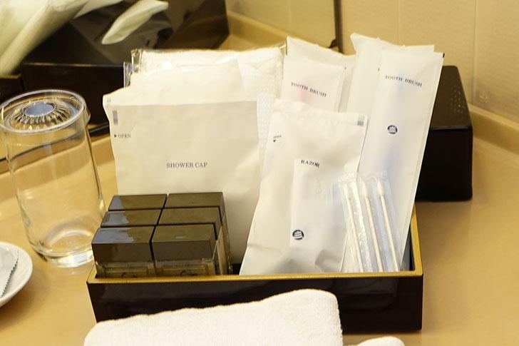 ホテルニューオータニ大阪のアメニティ