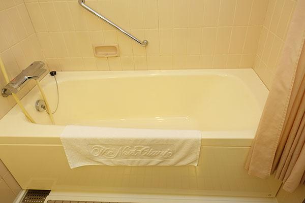 ホテルニューオータニ大阪のお風呂