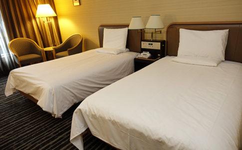 ホテルニューオータニ大阪の部屋レポート