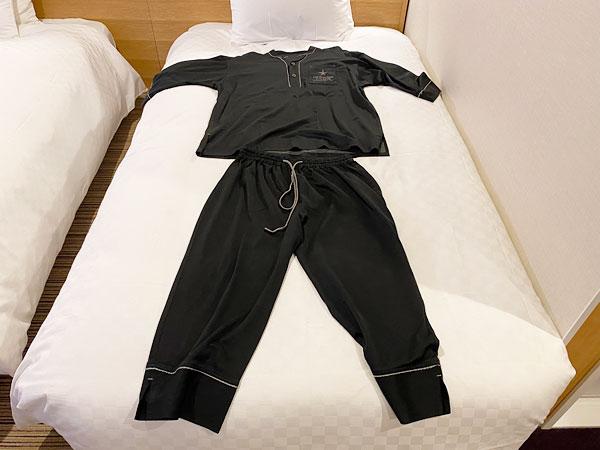 【USJシンギュラリホテル】大人用のパジャマ