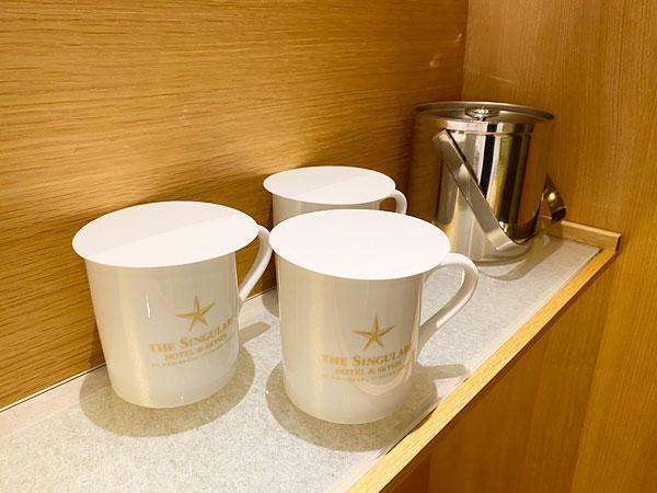 【USJシンギュラリホテル】マグカップ