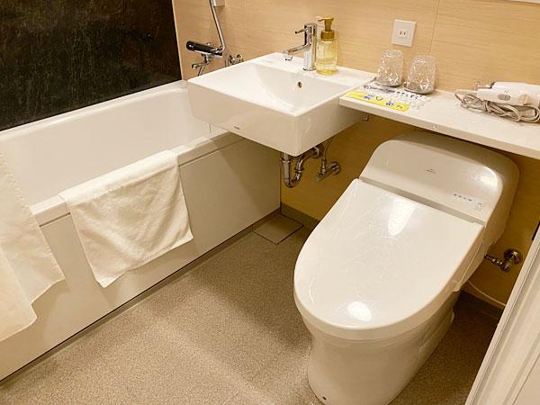 【USJシンギュラリホテル】洗面所